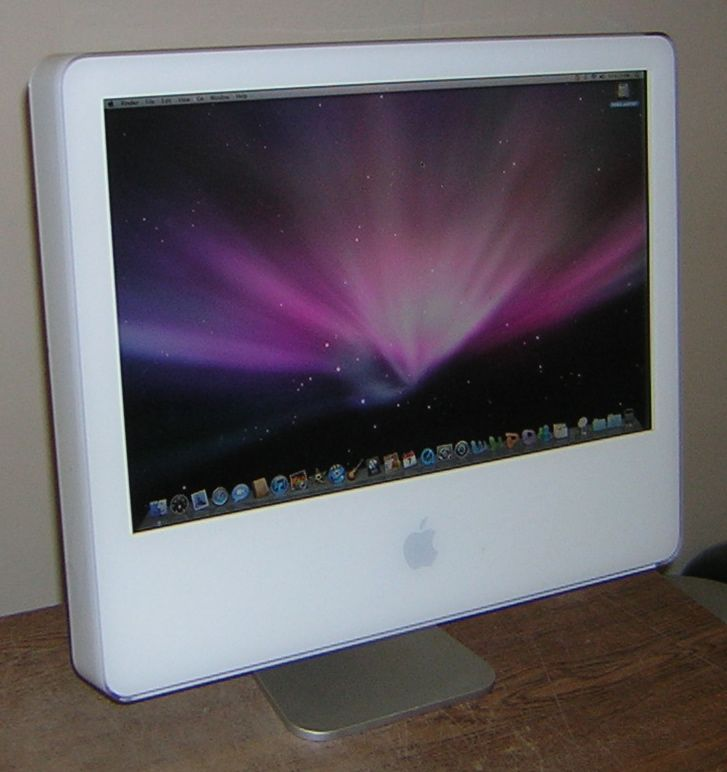 Apple Imac G5 20 Inch Ambient Light Sensor 2ghz