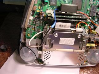 illuminatedMac - Finished Wiring