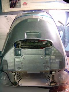 illuminatedMac - EMI Shield Replaced