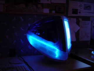 illuminatedMac - Lefthand Side