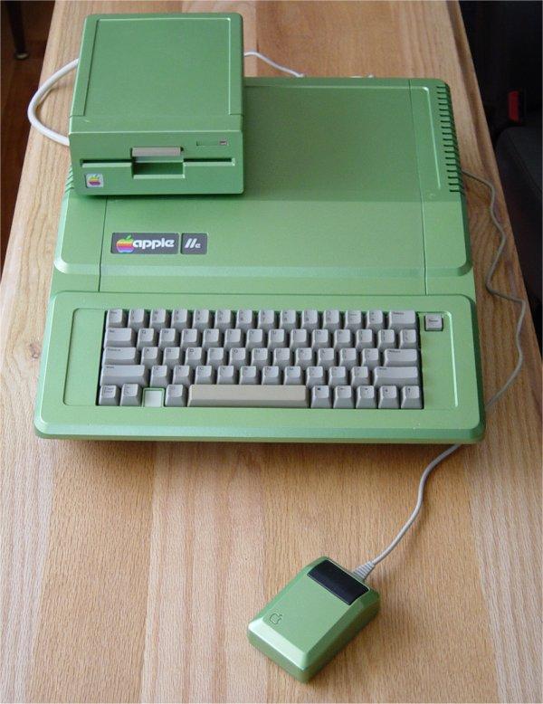 Green Apple - top