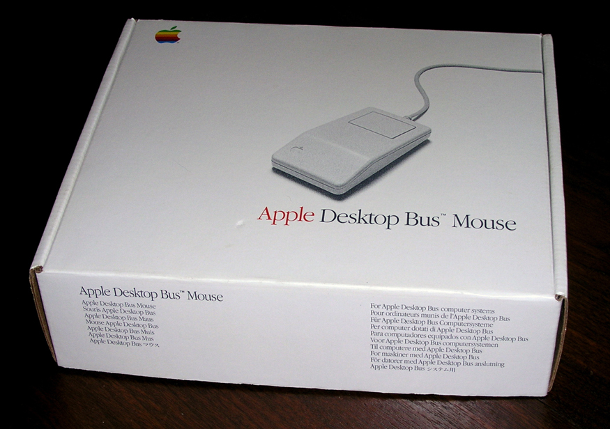 Brand new in box Apple ADB 1 Mouse