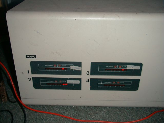 WANG Mainframe - 9