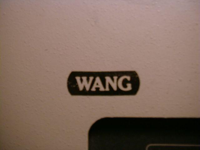 WANG Mainframe - 11