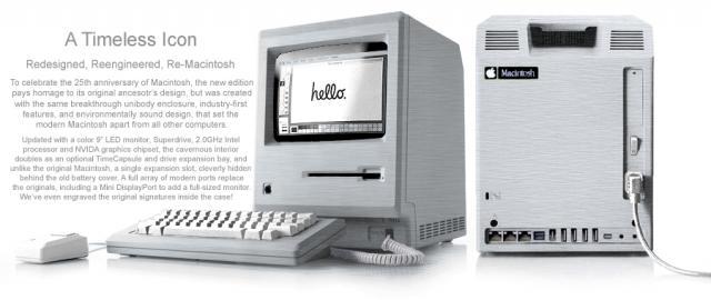 25th Anniversary Macintosh