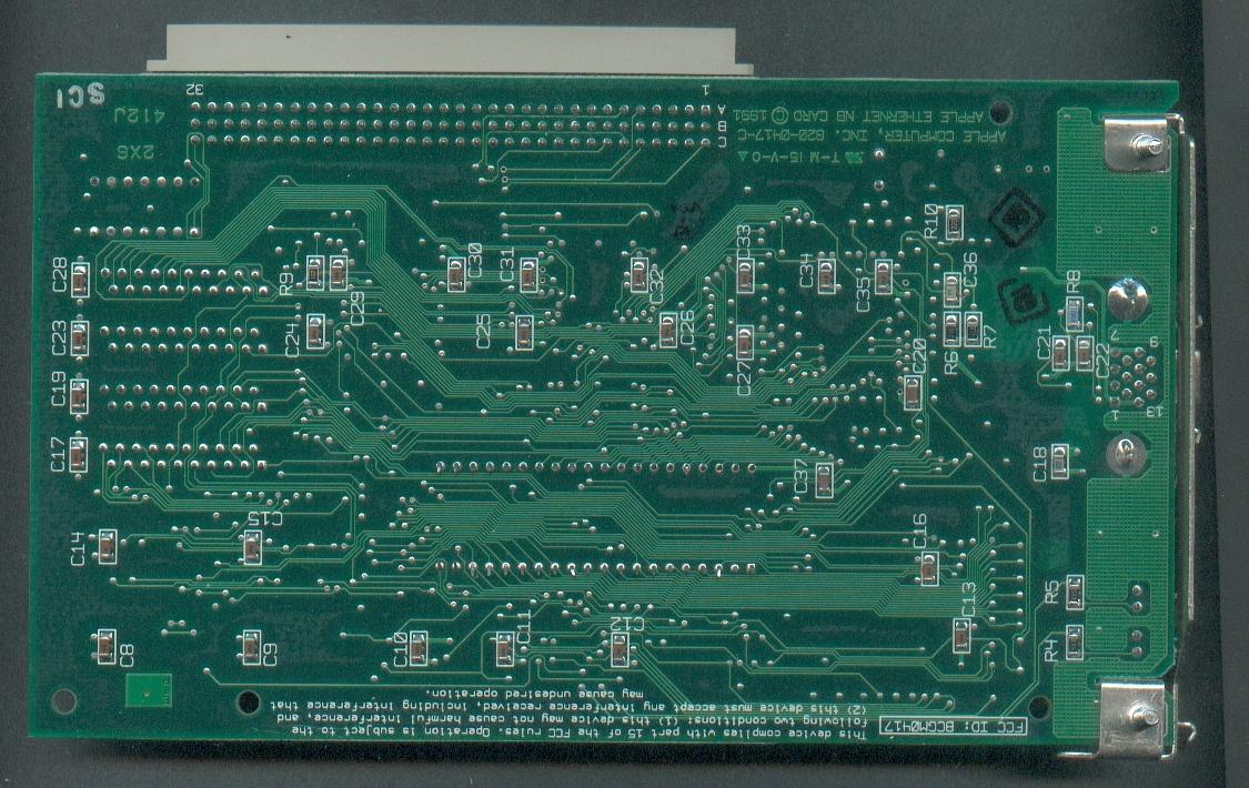 Apple Ethernet NB (back)