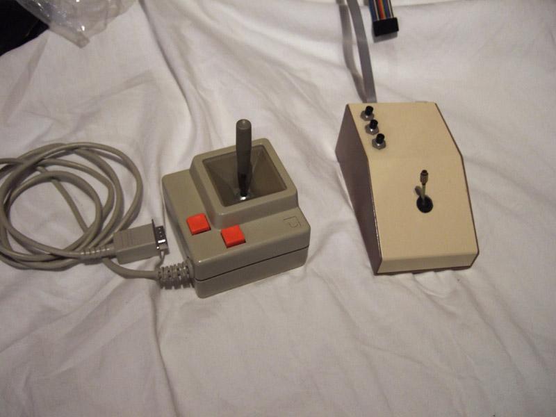 Apple II joysticks