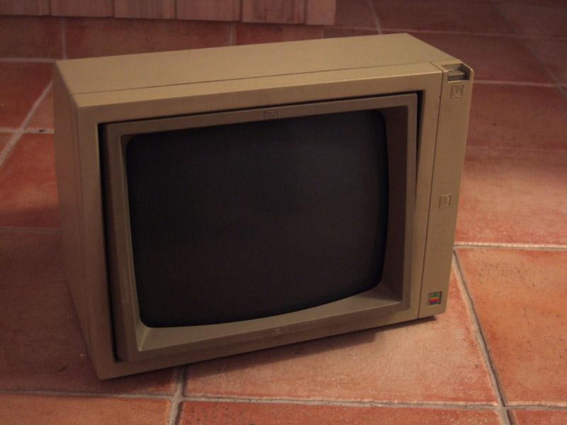 Apple II monitor A2M2010P
