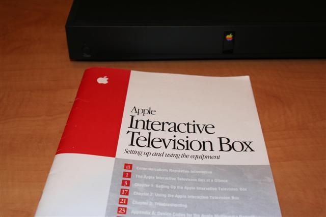 Apple Set Top Box 3 Manual
