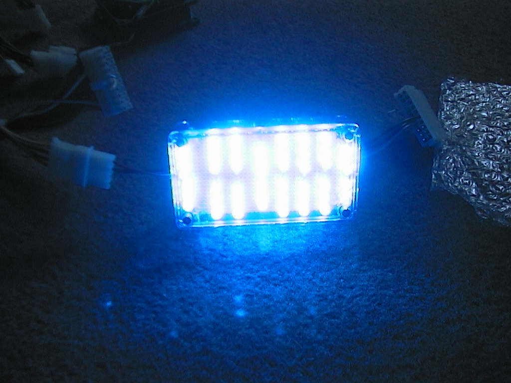 48 Leds in a box