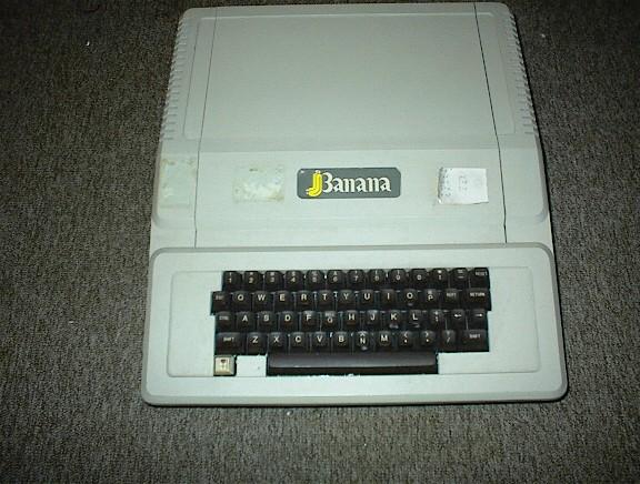 Bannana - Apple ][ Clone
