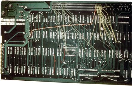 Apple I - memory, bottom