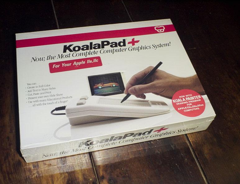 KoalaPad Box
