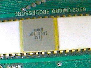 Apple I CPU 2
