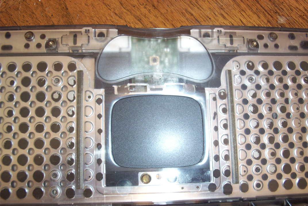 pb G3/333 - trackpad