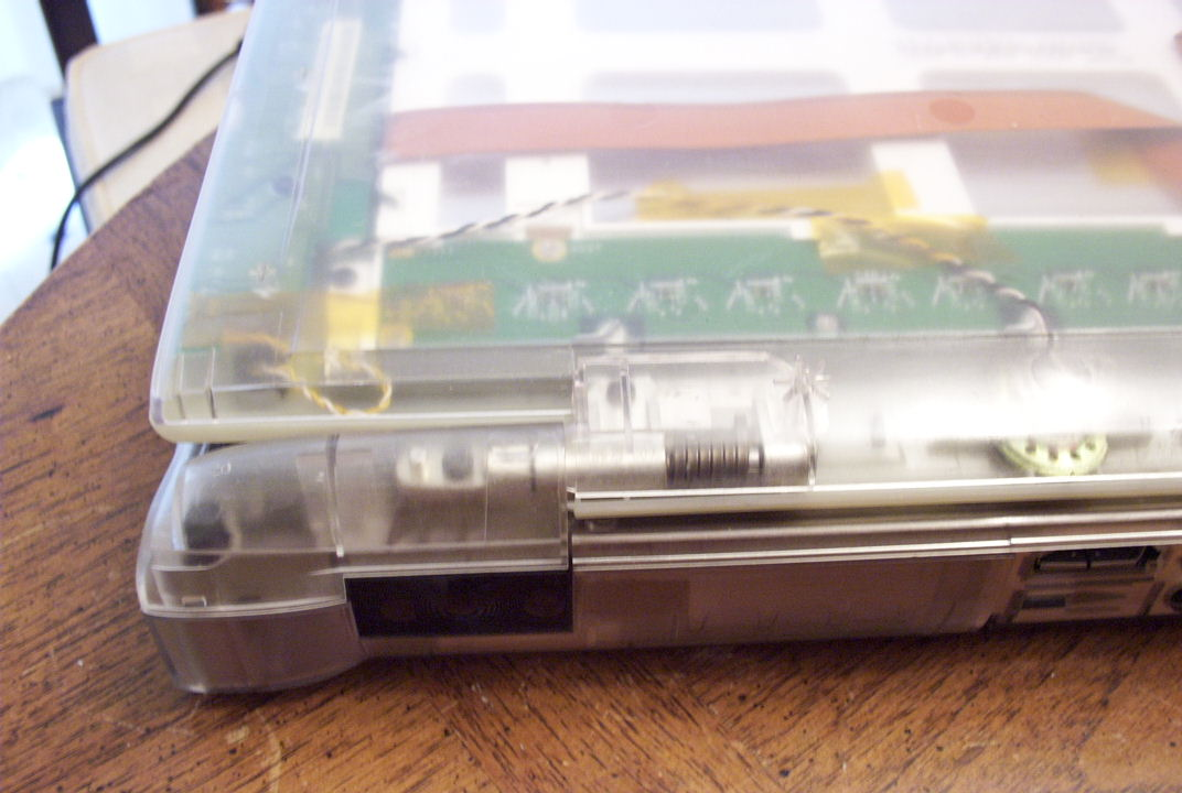 Clear Powerbook 5300 IR