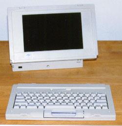 Outbound Laptop - detached