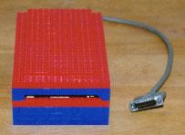 Compubrick SE - disk drive