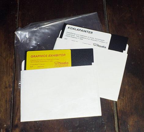 KoalaPad disks