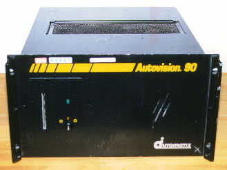 Autovision 90 - front