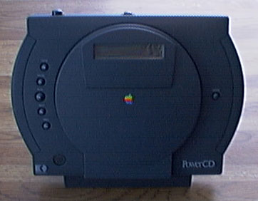 PowerCD - front