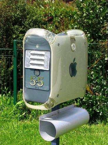 G4 Mailbox Case Mod