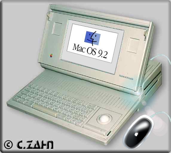 G3 Portable w/USB mouse