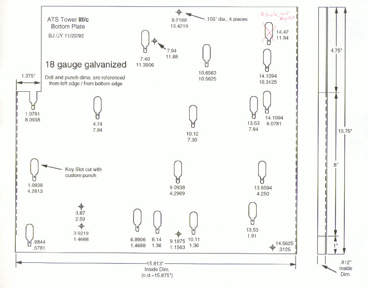 ATS IIfc - guage