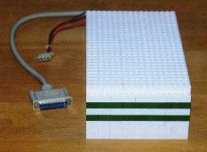 Compubrick SE - hard drive