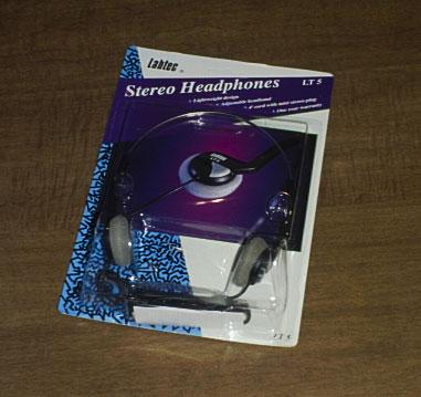 PAS16 - headphones