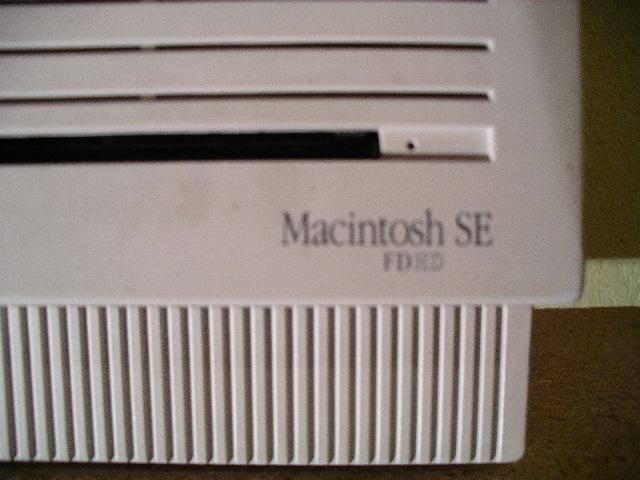 Mac SE FDHD