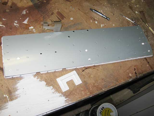 keyboard shield