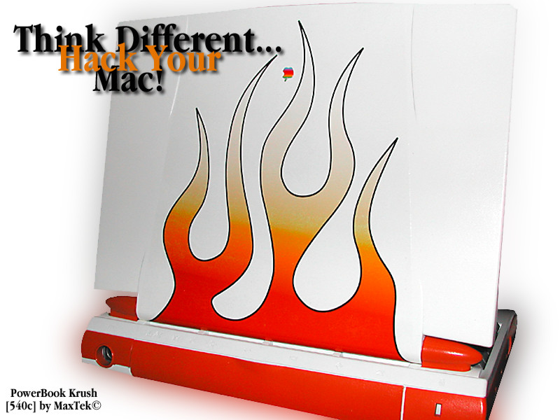 Powerbook Krush by MaxTek