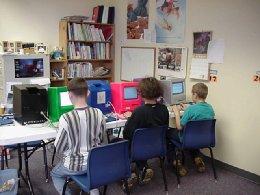The Classroom - Lab 1