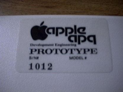 Cassie keyboard - label 1012