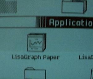 Apple Lisa - lisagraph