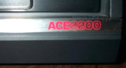 Franklin ACE 2200 - logo