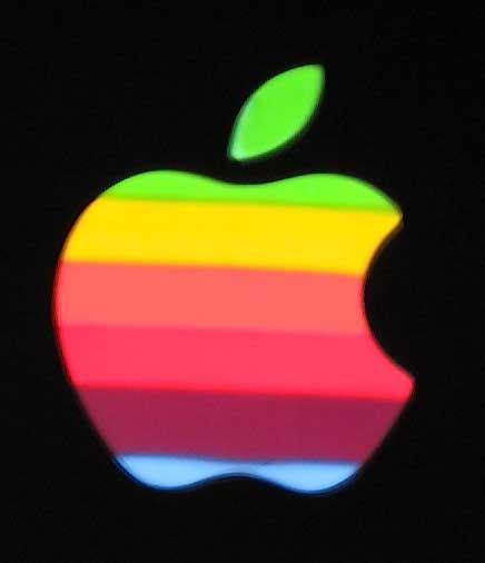 Retrobook - logo glow