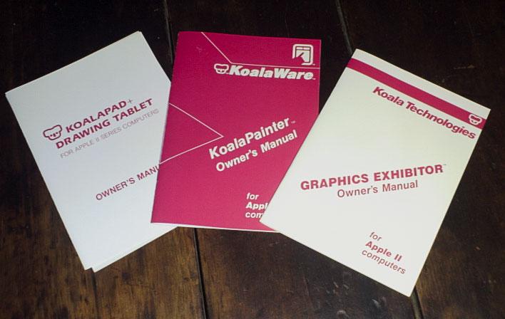 KoalaPad Manuals