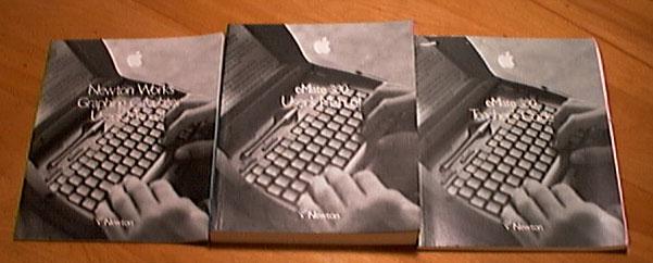 eMate 300 - manuals
