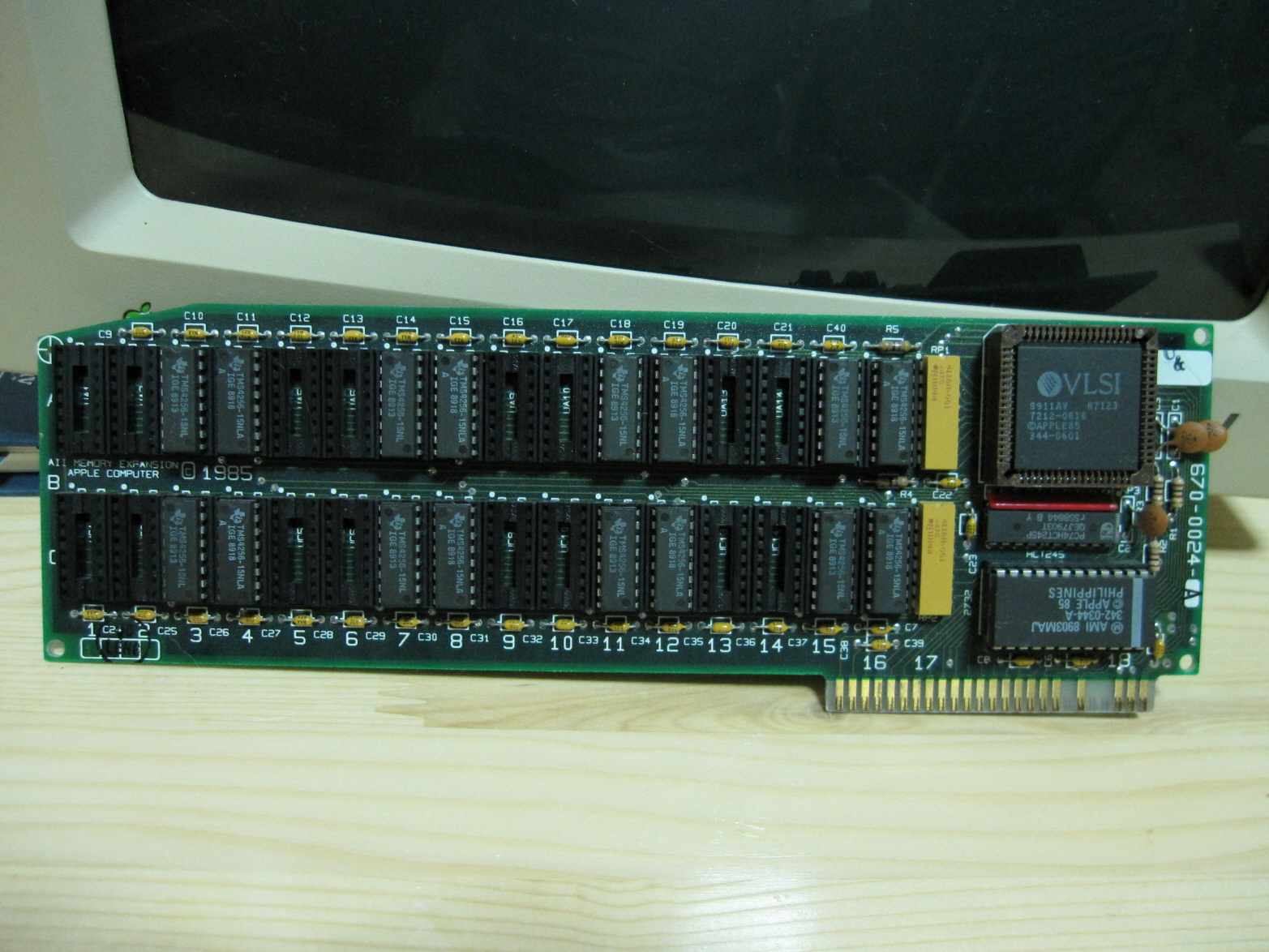 Apple II Memory Expansion