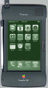 Newton iPhone