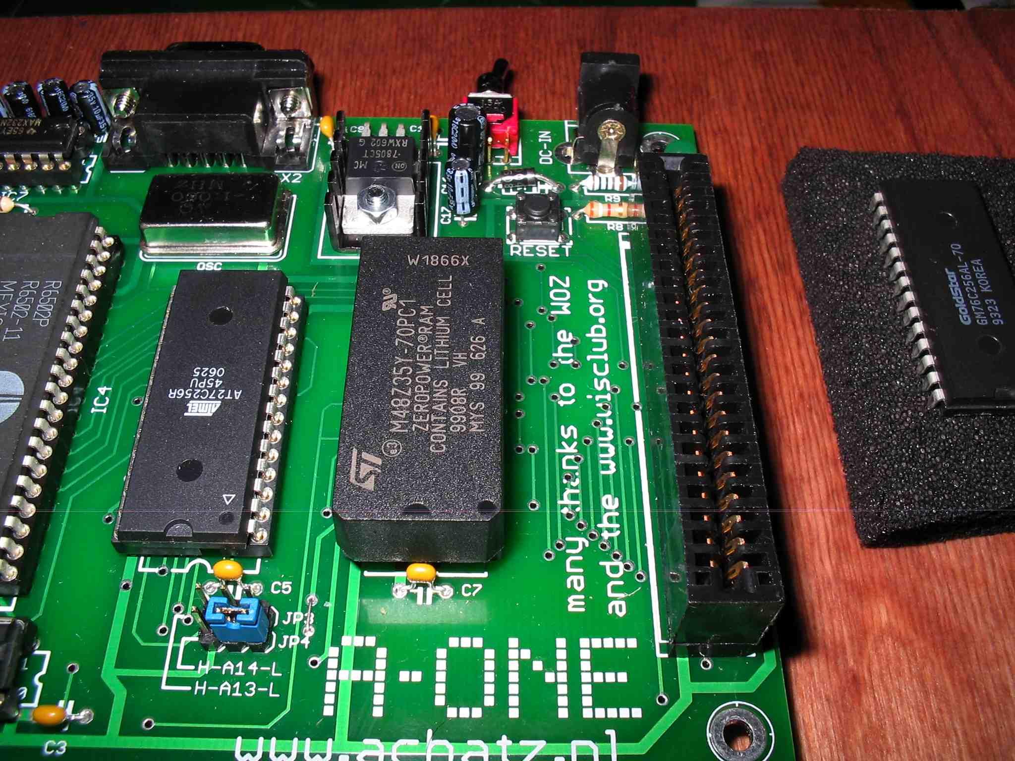A-One with NVRAM ZeroPower