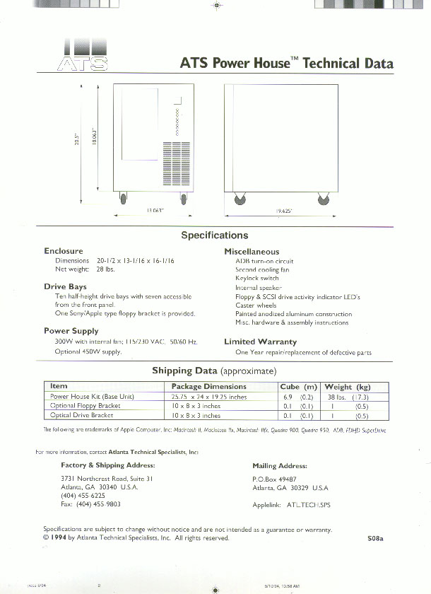 ATS Power House - Page 2
