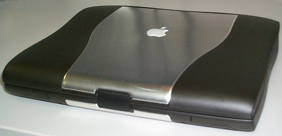 Darth Maul PowerBook - angle