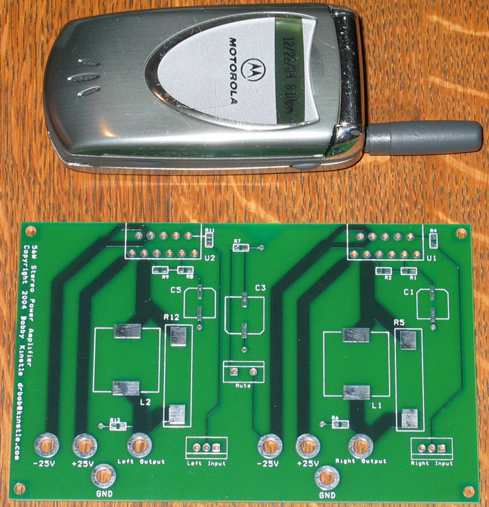 pcb with phone