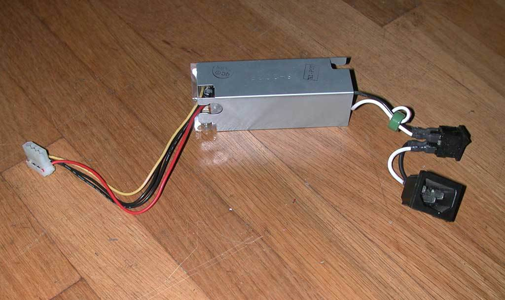 Single-device power supply