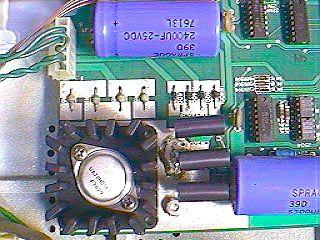 Apple I power supply