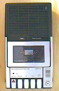 Apple I recorder