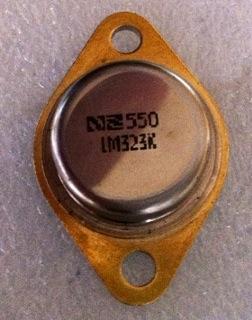 Remanufactured Gold LM323k Apple I